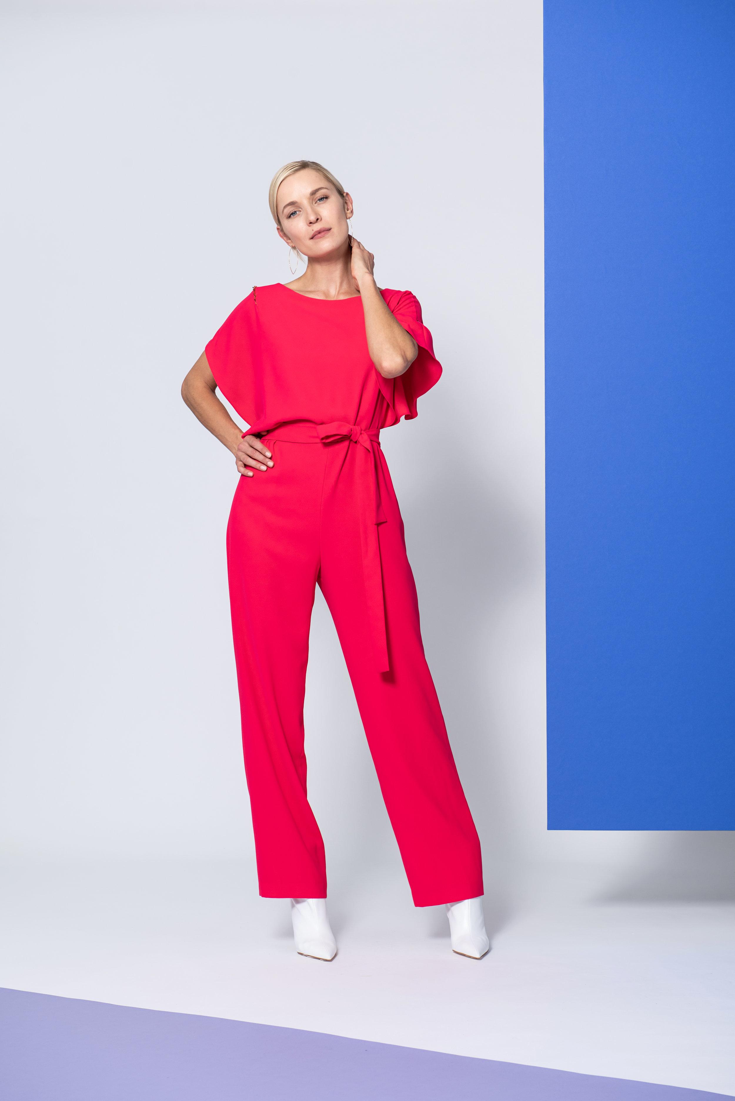 Morris Jumpsuit Pink 00009