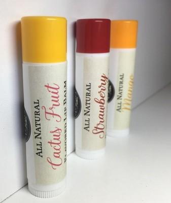 All Natural Lip Balm - Unique & Original Flavors