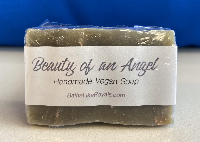 Beauty of an Angel Mini Soap Bar - 1.2oz - VEGAN