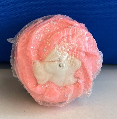 Unicorn Kiss - Cupcake Bubble Bath Bombs - 5oz