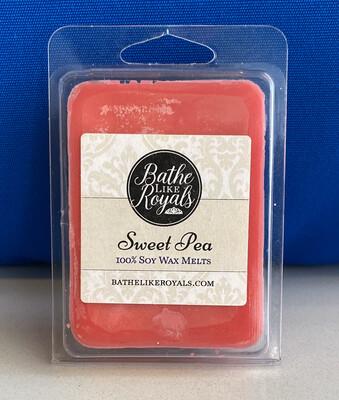 Sweet Pea - 3.5oz Wax Melts