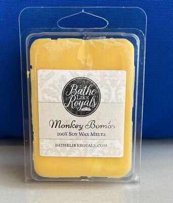 Monkey Bombs - 3.5oz Wax Melts