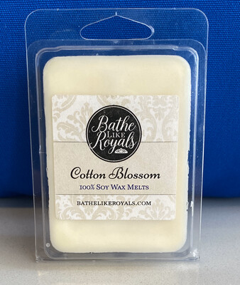 Cotton Blossom - 3.5oz Wax Melts