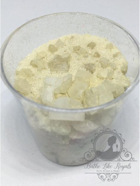 Sea Kelp Mineral Salt Soak - 8oz - Organic Ingredients EW-SKMSS