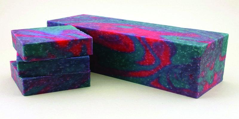 Glacial Stream Scrub Soap Bar - 4.8oz 611190241007