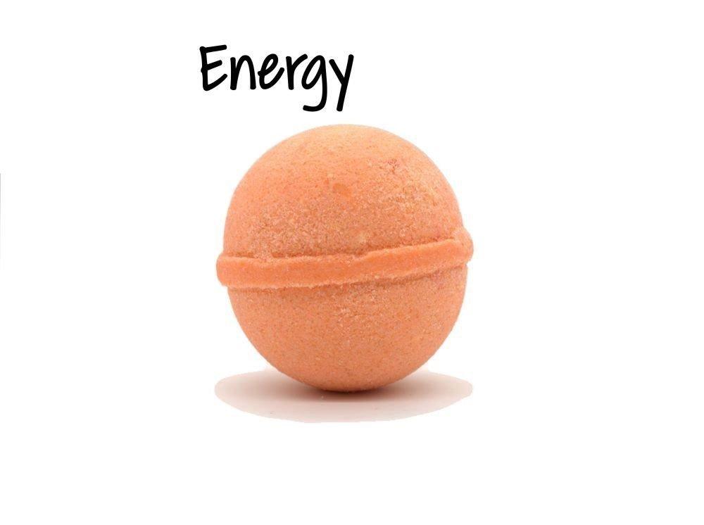 Energy Goat Milk Bath Bomb - 5oz WGMS-EBB