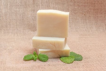 Sinus Soother Handmade Soap Bar - 5oz - ALL NATURAL & VEGAN NSW-SSS