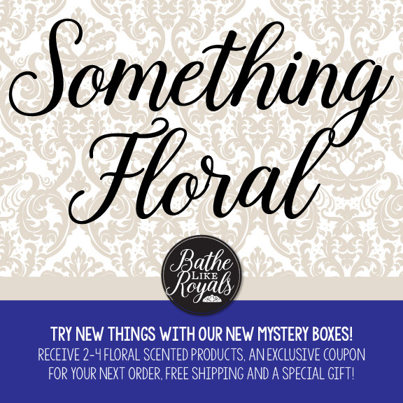 Mystery Box - Something Floral BLR-FloralBox