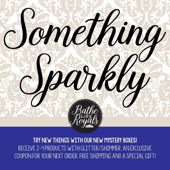 Mystery Box - Something Sparkly BLR-SparklyBox