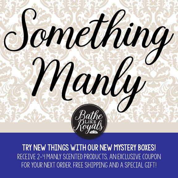Mystery Box - Something Manly 6111902141649