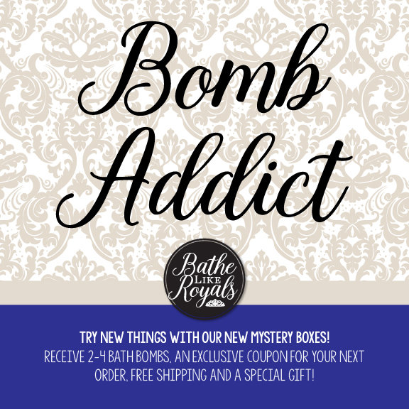 Mystery Box - All Bath Bombs, All the Time BLR-BombAddictBox