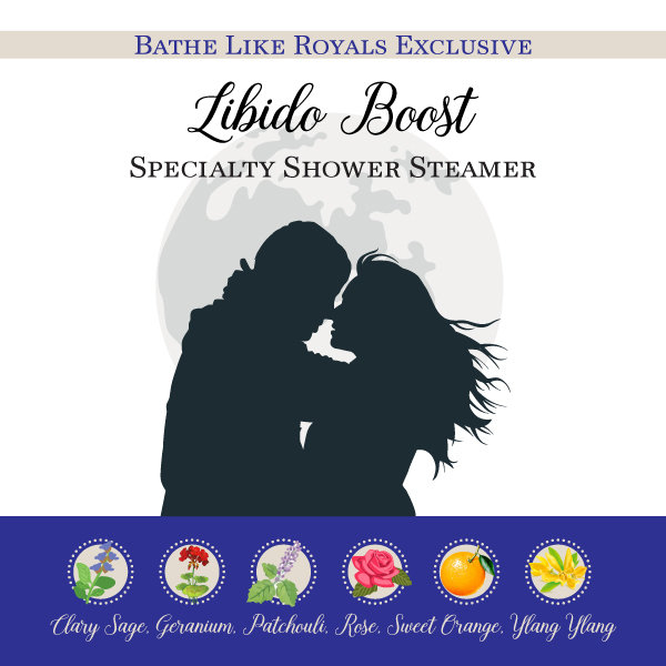 BLR Specialty Shower Steamer - Libido Booster - Set of 2 SS-LB