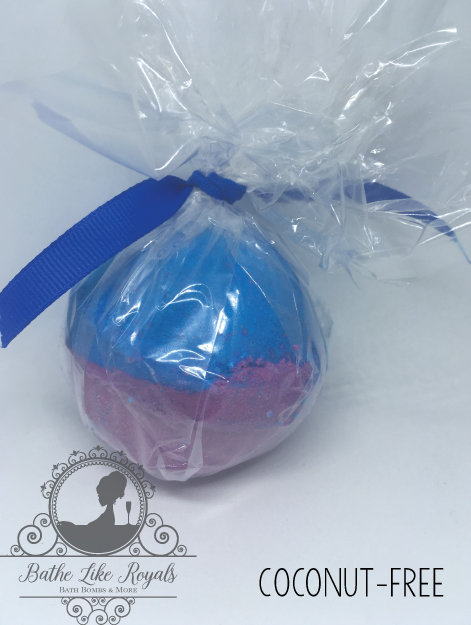 White Lilly Bath Bomb - 4.5oz ABB-GVBB