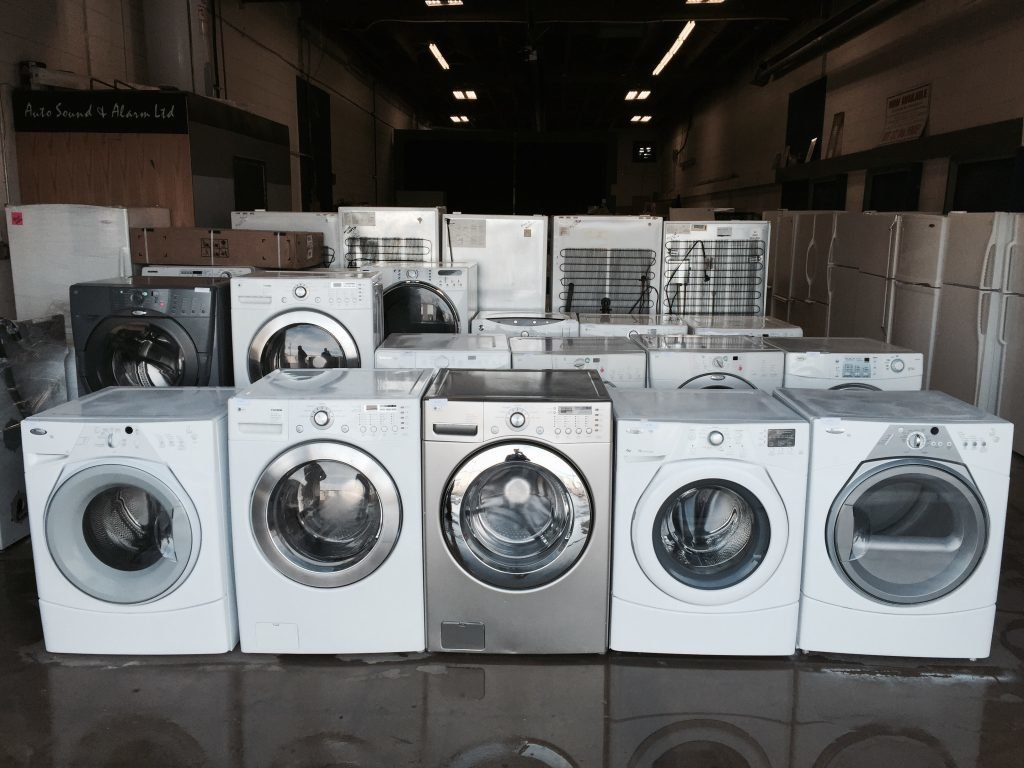 Front Load Washer/Dryer Pairs