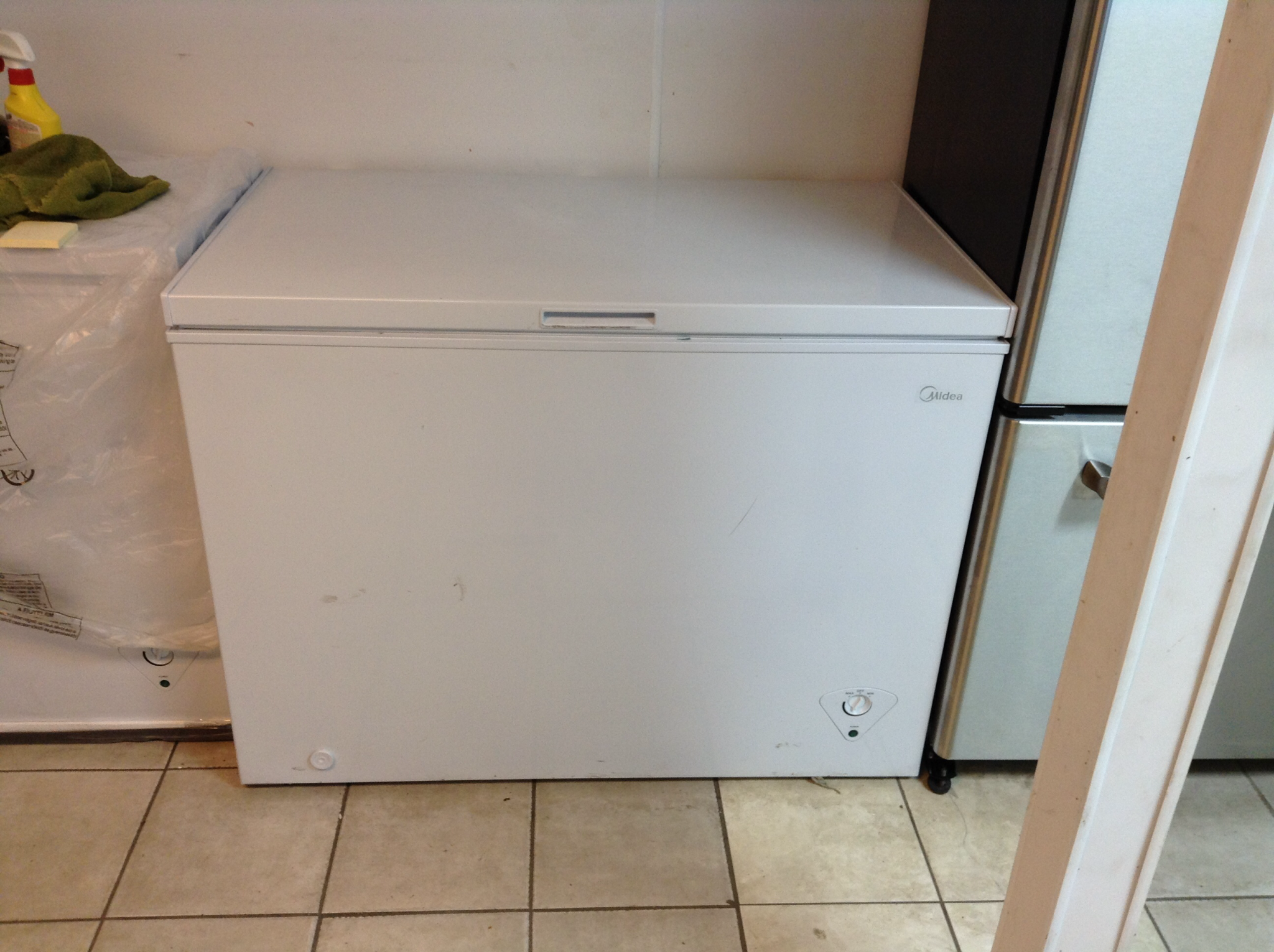 Chest Freezer (10 cu) 00008
