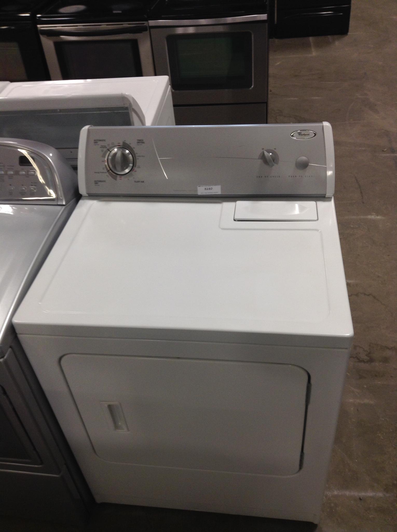 Kenmore Dryer 00026