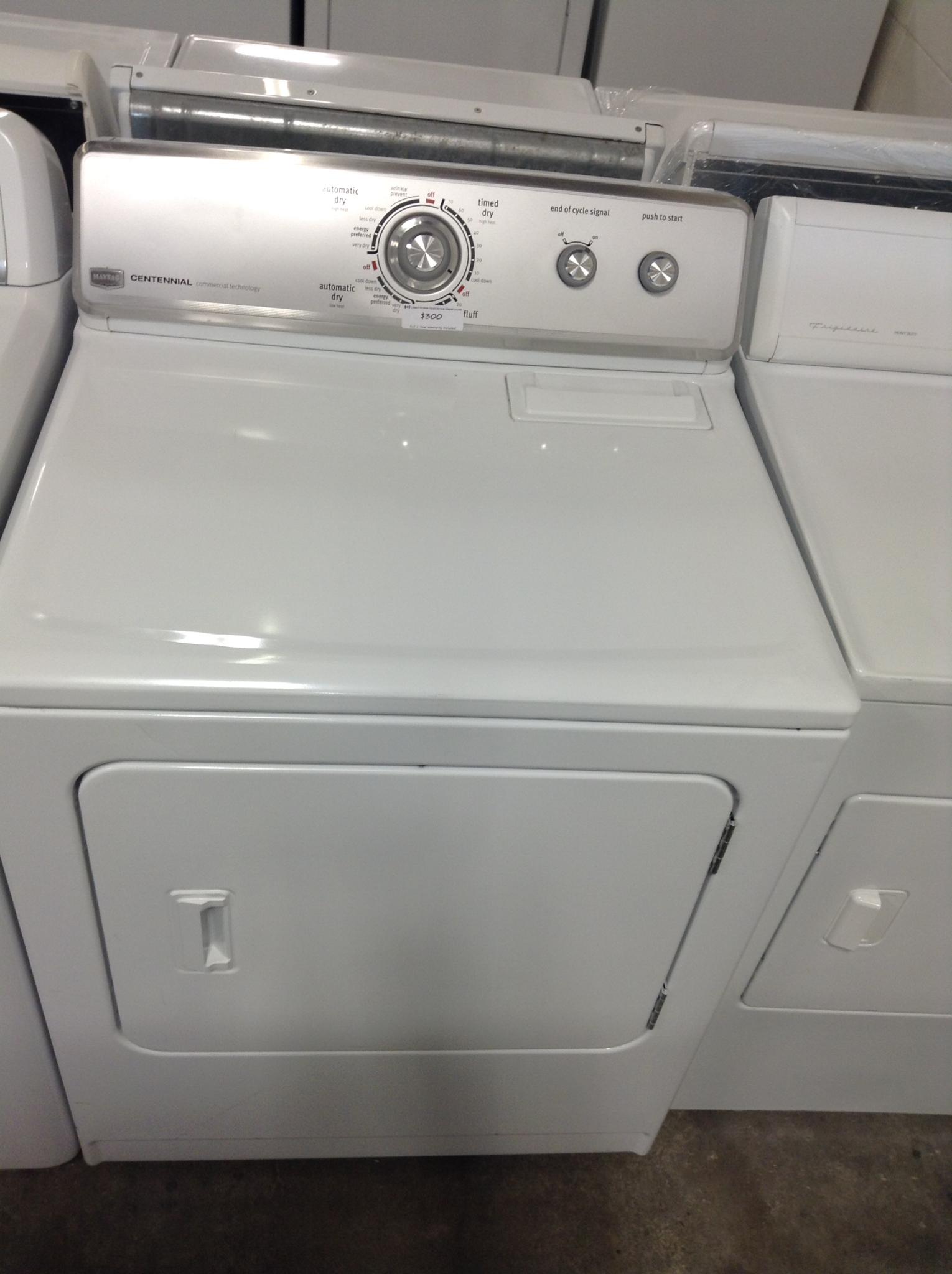 Maytag Centennial Dryer 00028