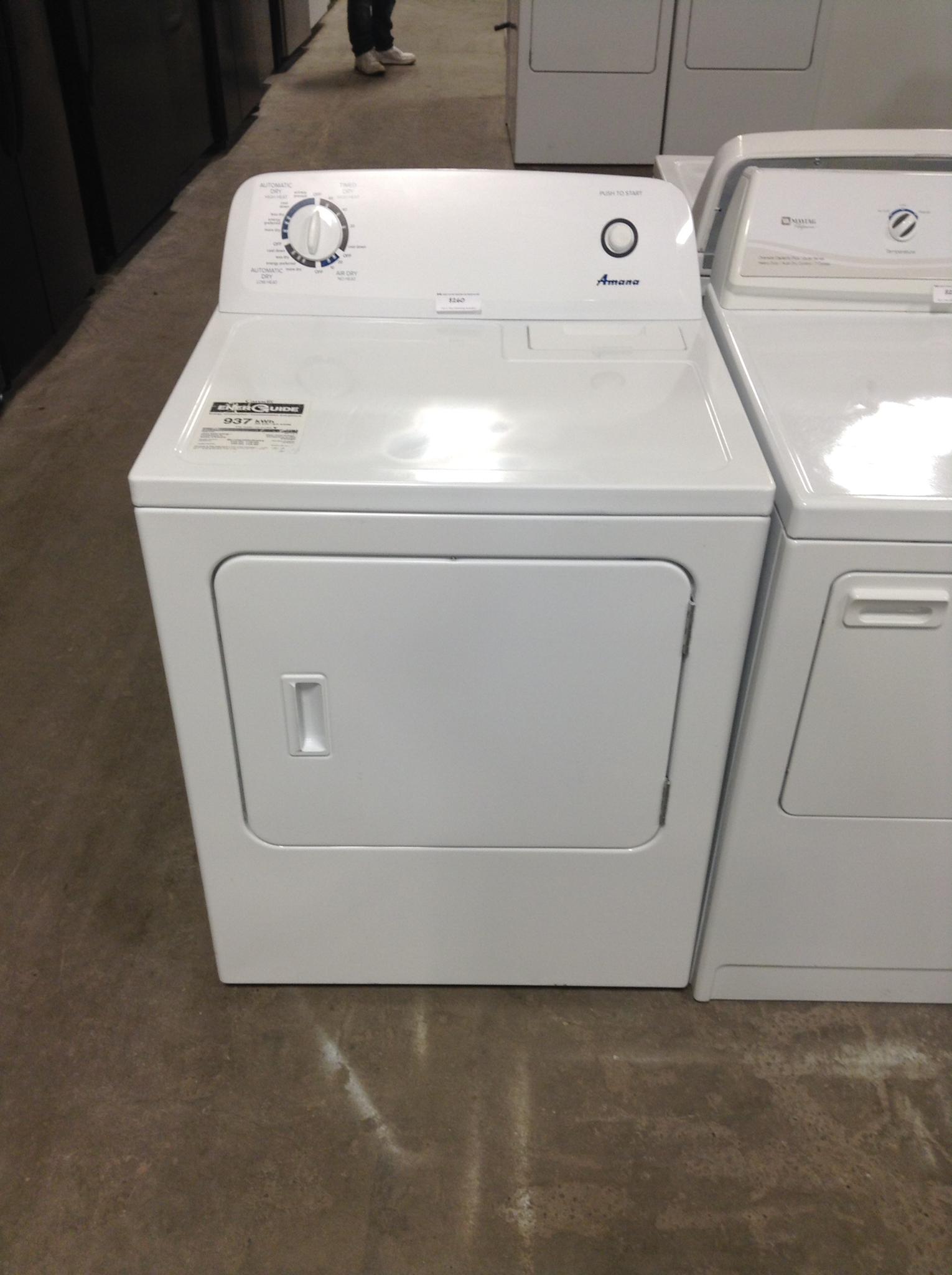 Amana Dryer 00029