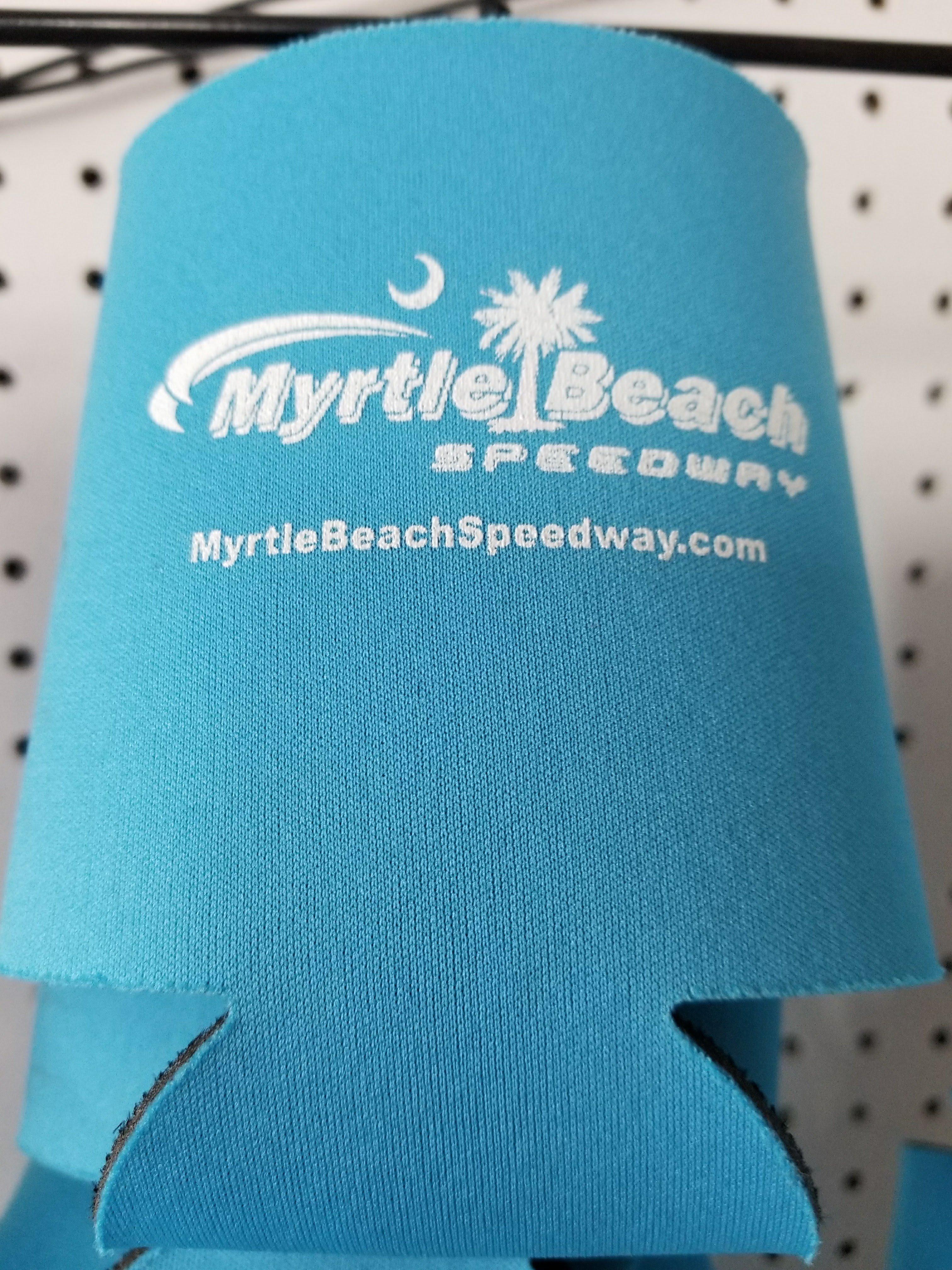 Myrtle Beach Speedway Can Coozie