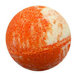 Large 5 oz.  DREAMSICLE  BATH BOMB
