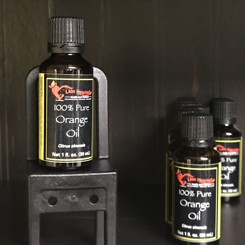 Pure Orange Oil