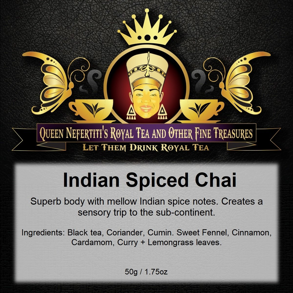 INDIAN SPICED CHAI   50 G