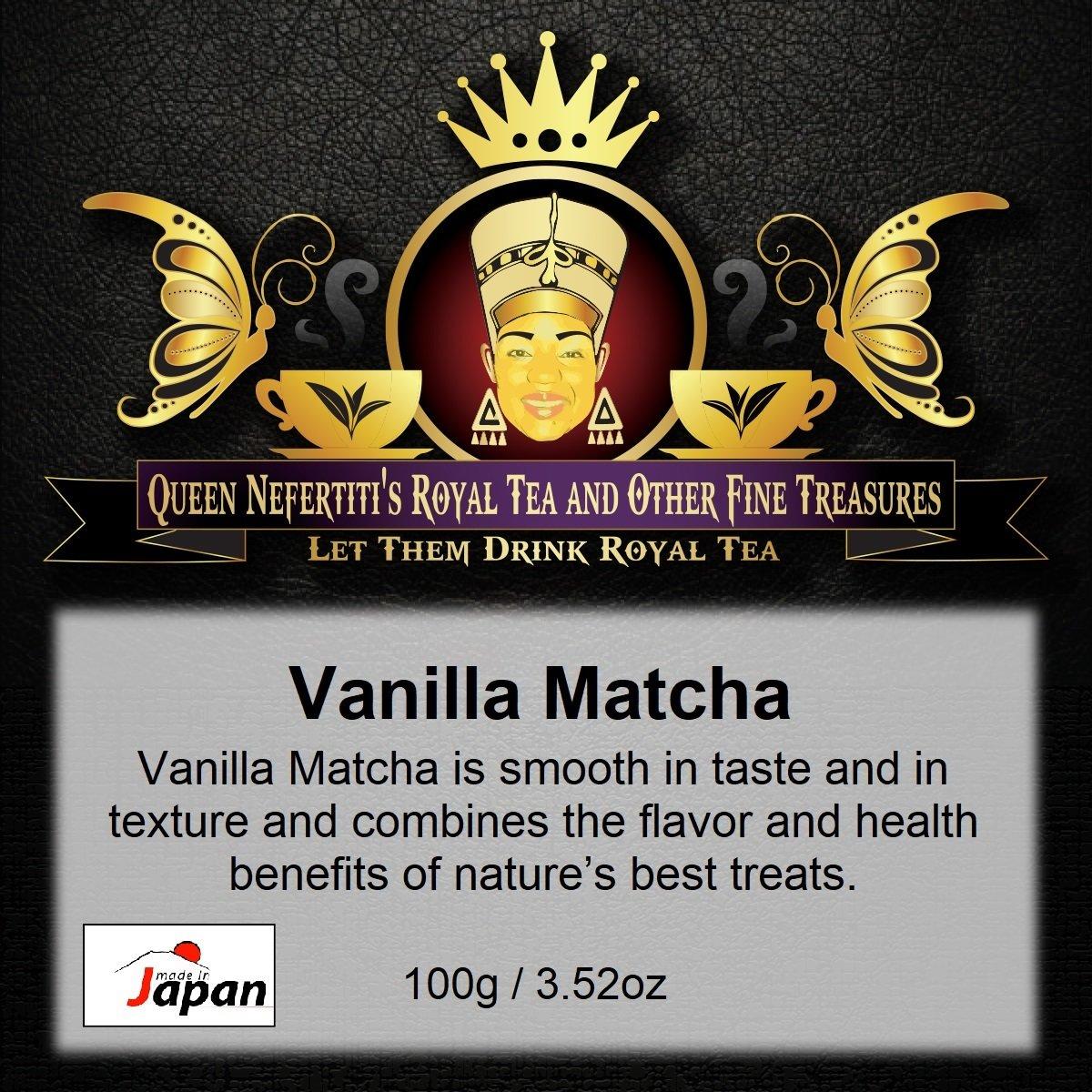 VANILLA MATCHA 100G