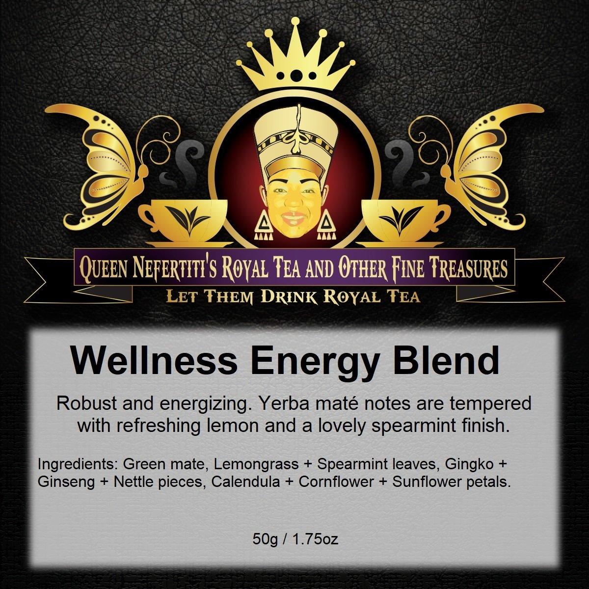 WELLNESS ENERGY  BLEND  50 G