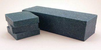 Blueberry Scrub Cold Process Soap Bars