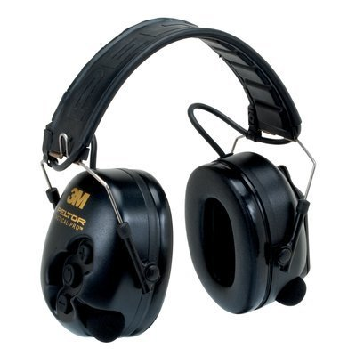 3M Peltor TacticalPro Communications Electronic Headset MT15H7F-SV