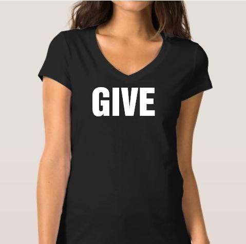 GIVE Women's Shirt 00006