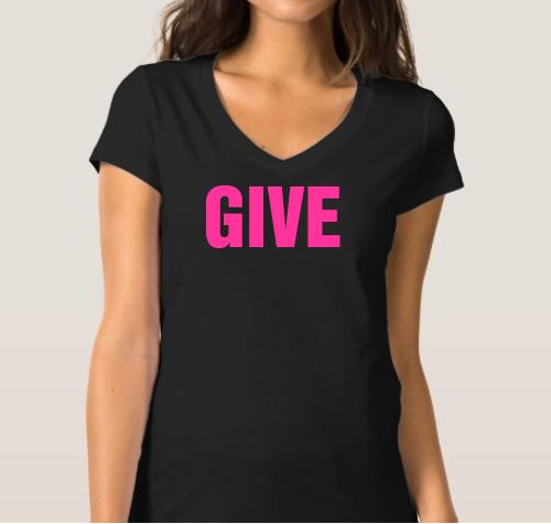 GIVE Women's Shirt