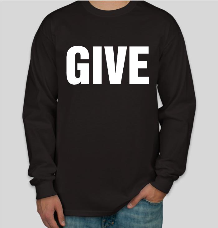 GIVE Long Sleeve Shirt 00001