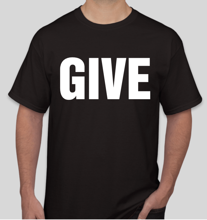 Give T Shirt 00000