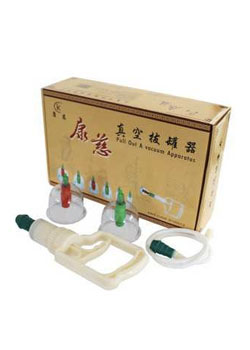 Kangci Chinese Cupping Set (12 Cups) 00112