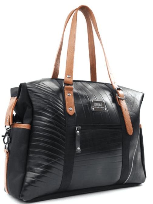 0c7f1a4960 Petit sac de voyage SEAL Cuir Marron / SEAL Travel bag brown