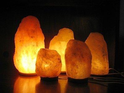 Himalayan Pink Salt Lamp 16 - 19 lbs.
