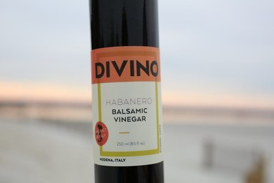 Habanero Balsamic Vinegar  (Mellow)