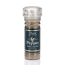 Maine Sea Salts - Peppered