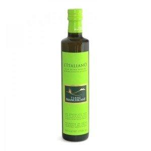Terre Francescane L'Italiano Extra Virgin Olive Oil (DOP)- Origin Spoleto, Italy (M) 00057