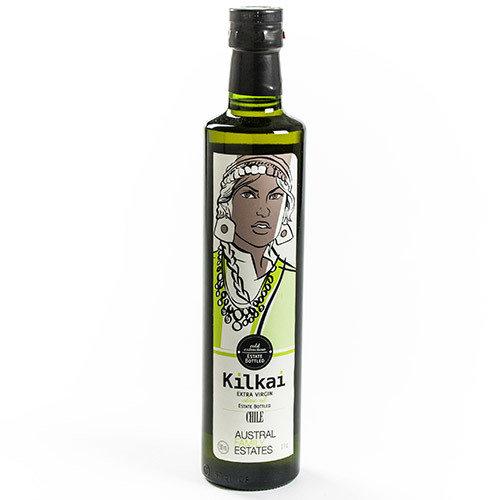 Kilkai Extra Virgin Olive Oil - Origin Curico Valley, Chile (D) 00065