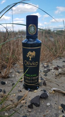 OLIVKO Organic Extra Virgin Olive Oil - Tunisia - 250 ML