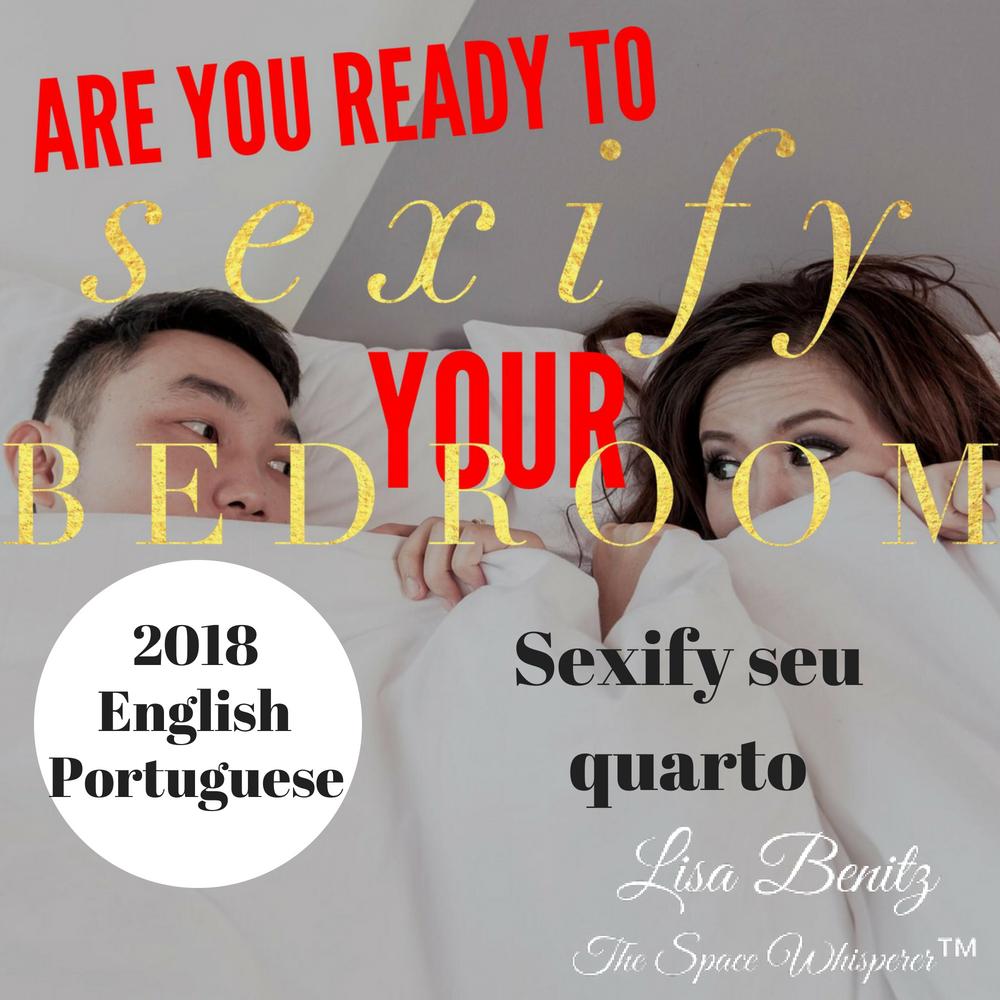 SSS 2018 ~ Sexify seu quarto / Sexify Your Bedroom ~ English & Português