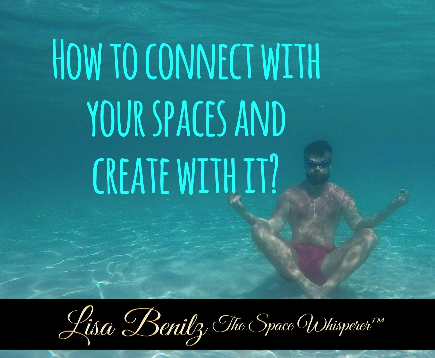 How To Connect with Your Spaces and Create with it?