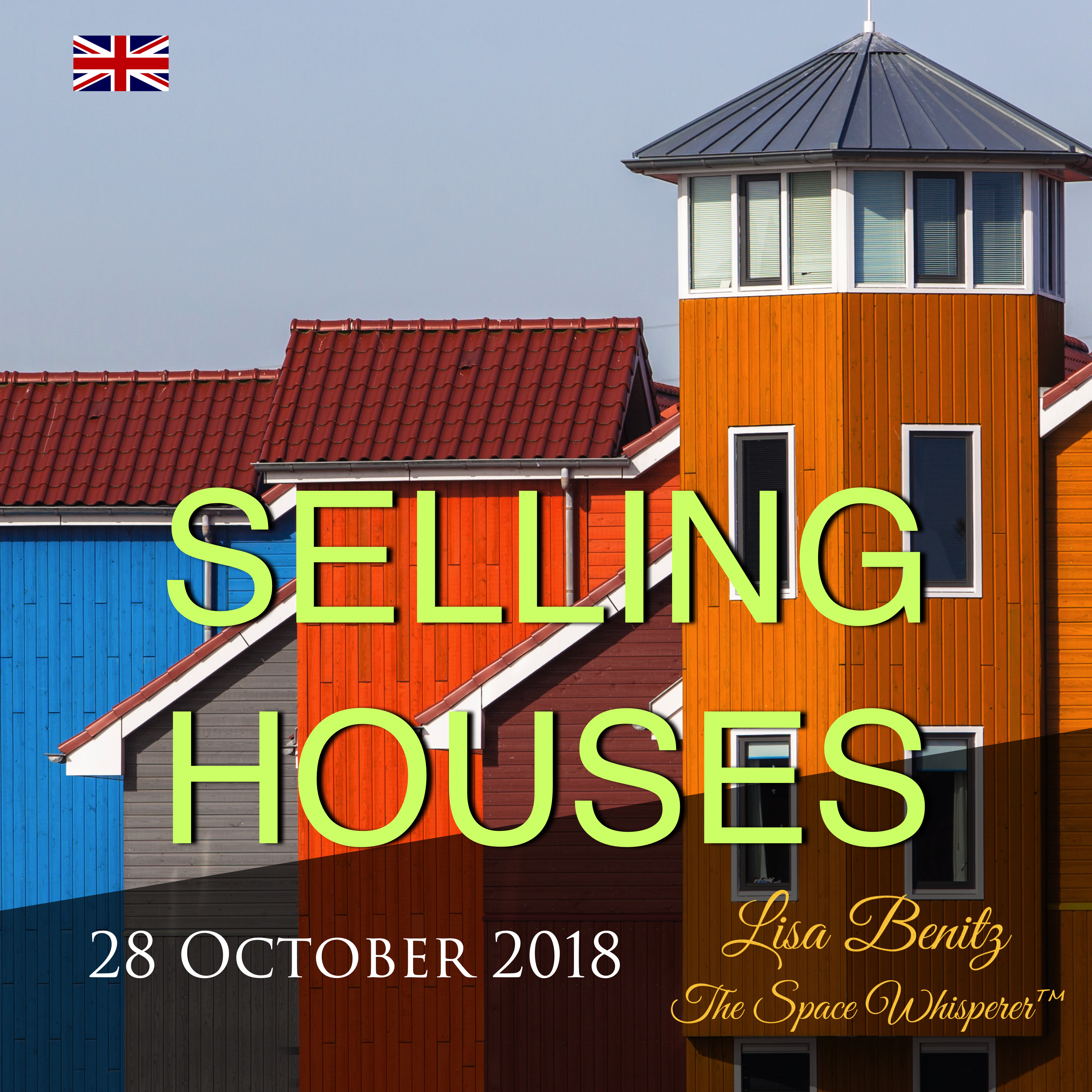 RealEstate / Selling Houses POP UP class ~ English 00032