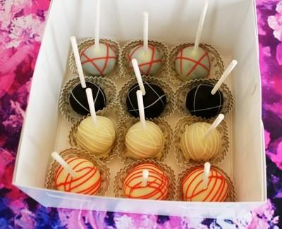 12 Pack Variety Cake Pops
