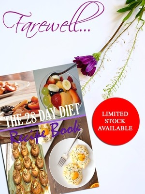 The 28 Day Diet Recipe Book Part 1