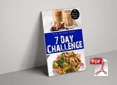 The 28 Day Diet 7 Day Challenge (PDF)