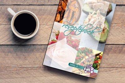 Die 28 Dae Dieet Resepteboek Deel 2