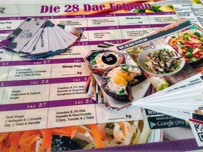 GRATIS KOERIER - 28 Dae Dieet Beginnerspak